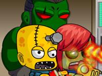 Jeu Zombie Last Guard