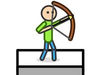 Jeu Stick Archery