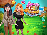 Jeu Annie en automne