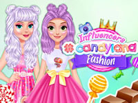 Jeu Influenceurs à #CandyLand