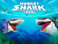 Jeu Hungry Shark Arena