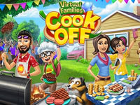 Jeu Virtual Families Cook Off