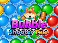 Jeu Bubble Shooter Tale