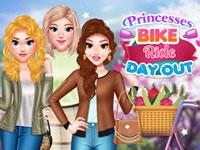 Jeu Princesses - Belle Journée à vélo