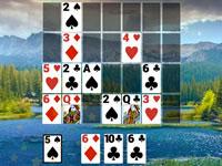 Jeu Card Puzzle