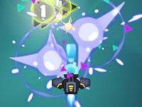 Jeu Galaxy Attack Virus Shooter
