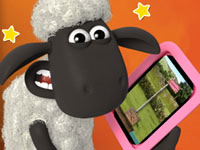 Jeu Shaun The Sheep - App Hazard