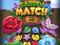 Jeu Garden Match 3D