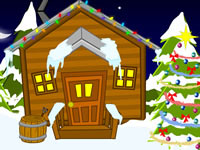 Jeu gratuit Santas Village Escape