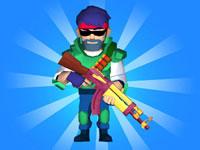 Jeu Machine Gun Squad