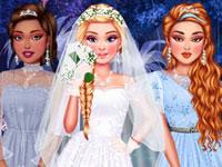 Jeu Le mariage enchanté