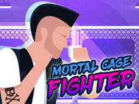 Jeu Mortal Cage Fighter