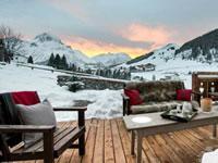 Jeu gratuit Snowy Retreat Escape
