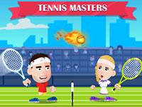 Jeu Tennis Masters