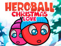 Jeu HeroBall Christmas Love