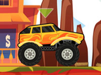 Jeu Monster Truck Racing 2