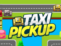 Jeu Taxi Pickup