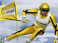 Jeu GP Ski Slalom