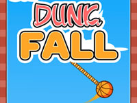Jeu Dunk Fall