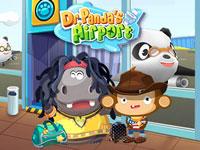 Jeu gratuit Dr. Panda Airport