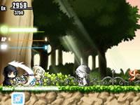 Jeu Maple Story - Knight Of Cygnus