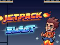Jeu Jetpack Blast