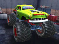 Jeu Monster Truck Extreme Racing
