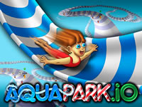 Jeu Aquapark.io