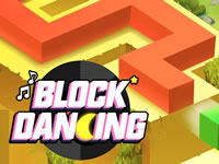 Jeu Block Dancing 3D