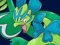 Jeu Pokemon Clover