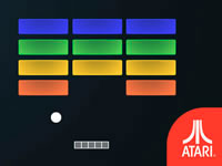 Jeu Atari Breakout
