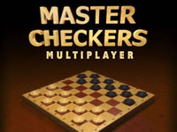 Jeu Master Checkers Multiplayer