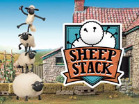 Jeu gratuit Shaun The Sheep - Sheep Stack