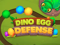 Jeu Dino Egg Defense