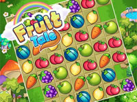 Jeu Fruit Tales