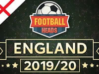 Jeu Football Heads - England 2019‑20