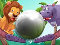 Jeu Zoo Pinball