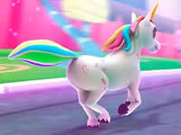Jeu Unicorn Run 3D
