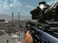 Jeu Warzone Sniper