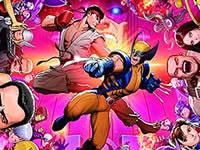 Jeu Marvel Super Heroes vs Street Fighter