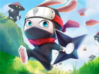 Jeu Ninja Rabbit