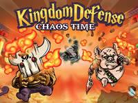 Jeu Kingdom Defense - Chaos Time