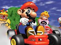 Jeu gratuit Super Mario Kart
