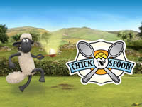 Jeu Shaun The Sheep - Chick N Spoon