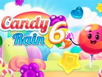 Jeu Candy Rain 6