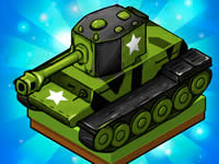 Jeu Super Tank War