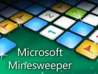 Jeu Microsoft Minesweeper