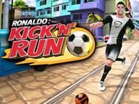 Jeu Cristiano Ronaldo Kick'n'Run