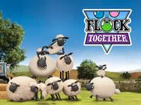 Jeu Shaun The Sheep - Flock Together