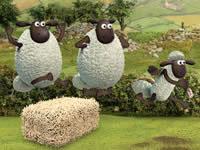 Jeu Shaun The Sheep - Alien Athletics